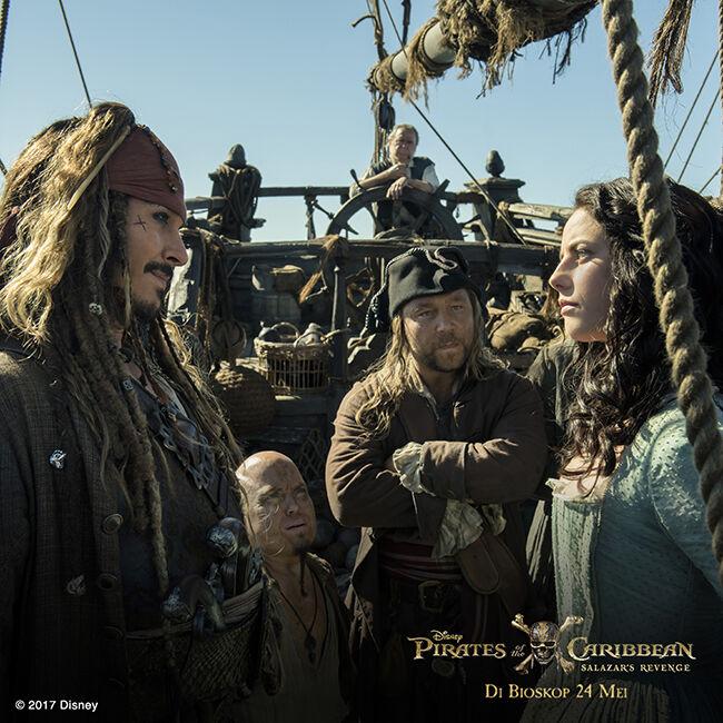 Pirates of The Caribbean: Salazar's Revenge Memukau Dalam Format IMAX 3D video viral siap robocop masyarakat layani info traveling info teknologi info seks info properti info kuliner info kesehatan foto viral dubai bertugas berita ekonomi