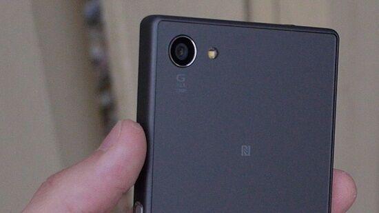 Camera Sony Xperia Z5 Compact