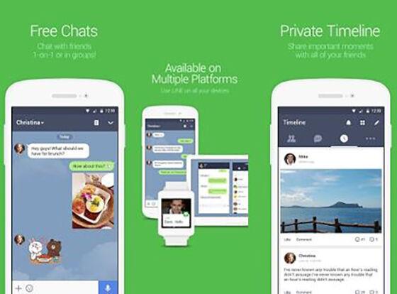 5 Aplikasi Chatting Paling Unik di Android
