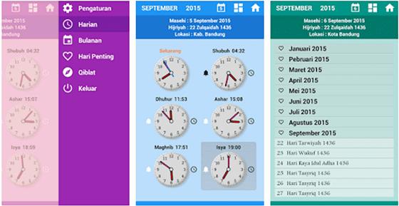 Aplikasi Waktu Sholat Terbaik Di Android 3
