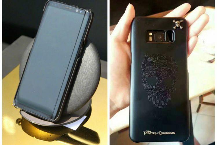 Samsung Galaxy S8 Pirates Of The Caribbean