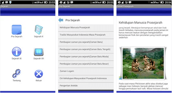 aplikasi android sejarah 4