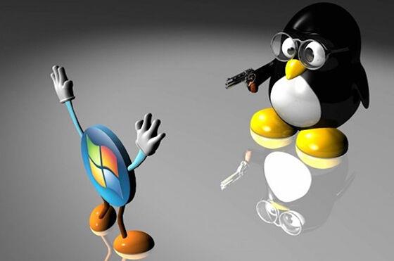Linux Lebih Cepat Dari Windows 1