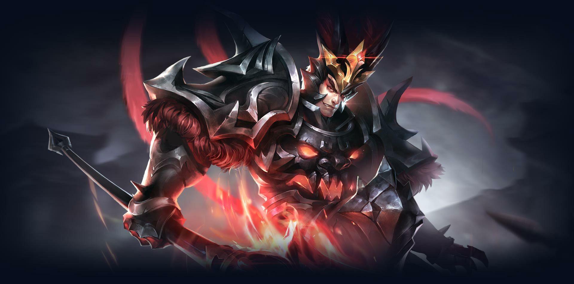 Hero Warrior Di Mobile Arena