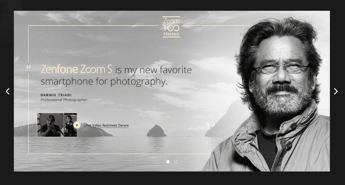 Asus Zenfone Zoom Master Fotografer 2 2