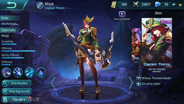 Guide Miya Mobile Legends 3