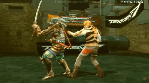 Foto Jalantikus Tekkenpsp4
