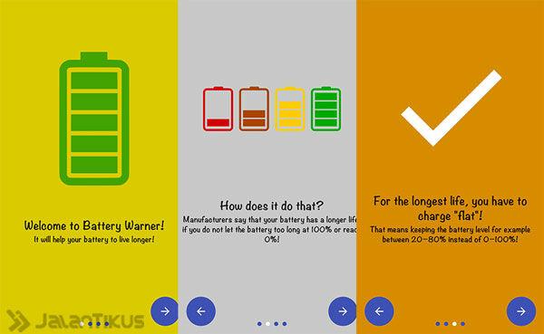 Aplikasi Memperpanjang Umur Baterai