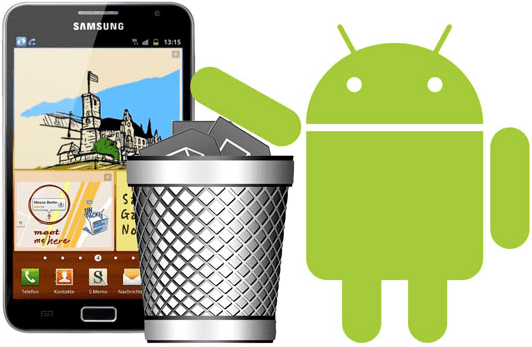Remove Bloatwares Android