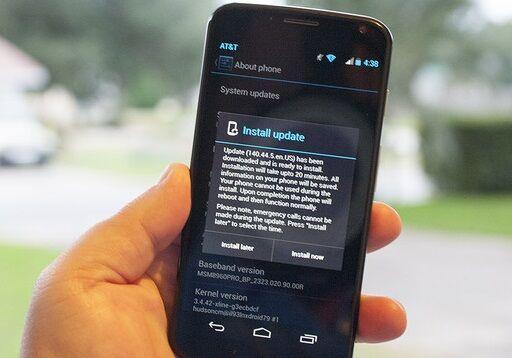 Hal Terlarang Bagi Smartphone Android 6