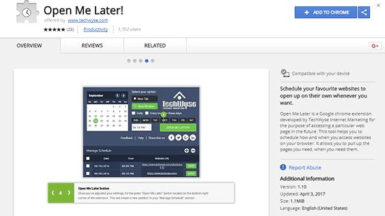 Cara Mengaktifkan Jadwal Untuk Buka Situs Secara Otomatis 1