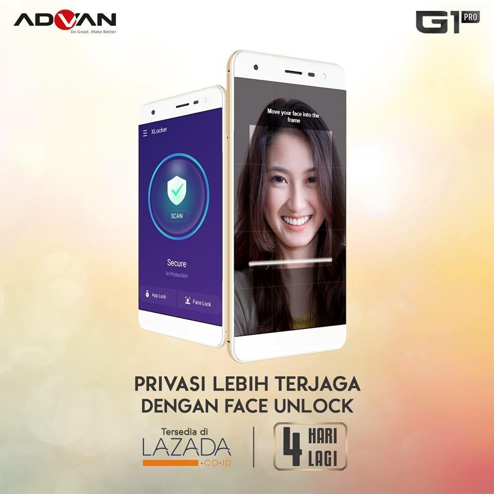 Harga Advan G1 Pro