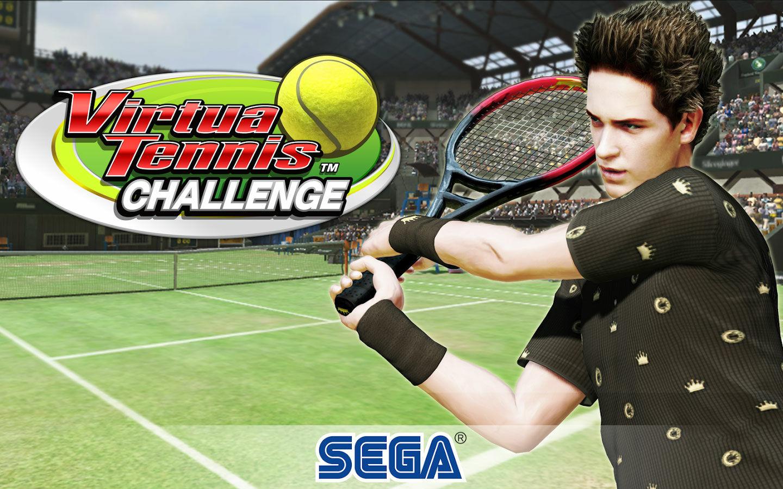 Game Android Terbaik Juli 2017 Virtua Tennis Challenge