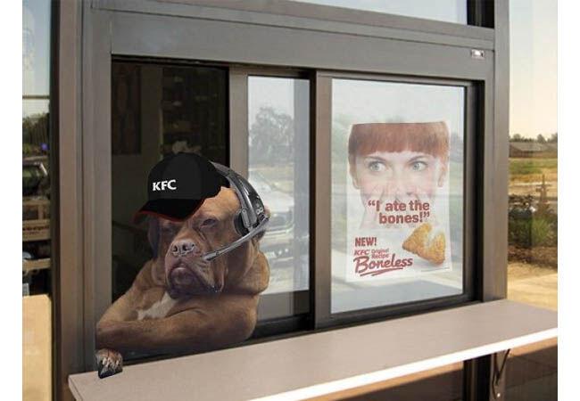 Photoshop Anjing Teranjay 2