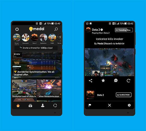 Aplikasi Android Terbaru Agustus 2017 Medal