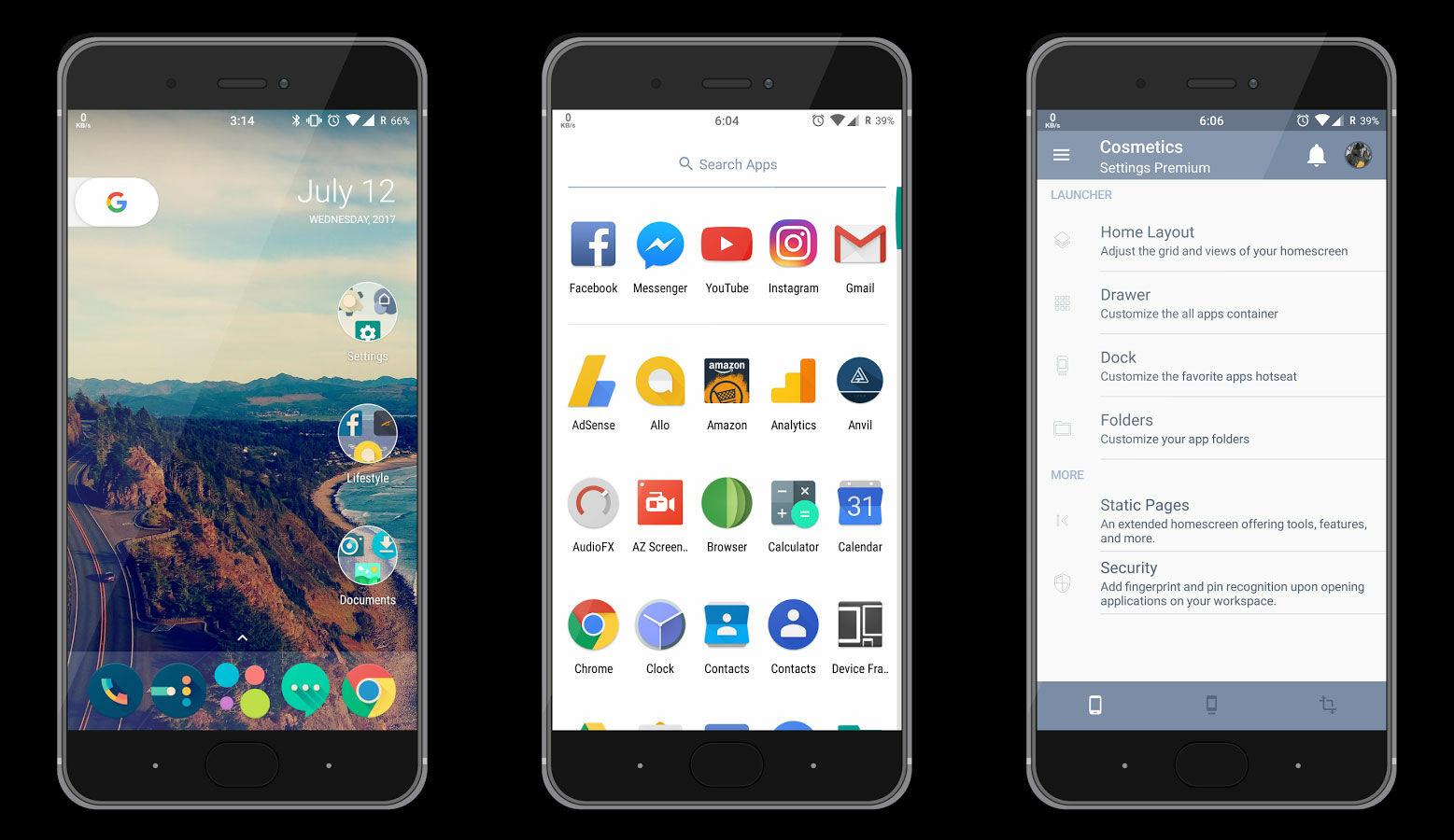Aplikasi Android Terbaru Agustus 2017 Sapphyx