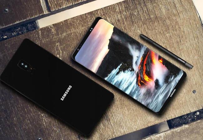 Dual Camera Galaxy Note 8