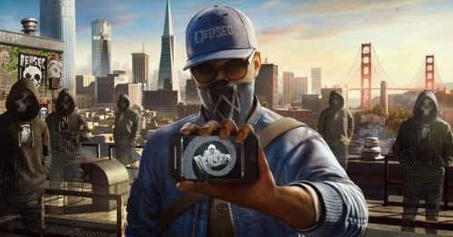 Foto Hp Game Watch Dogs