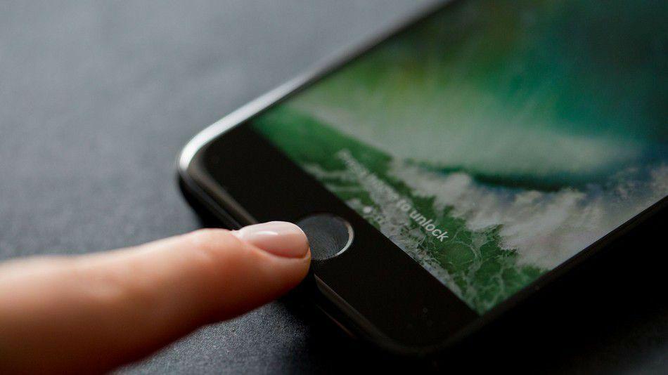 Fingerpint Dibalik Layar Iphone 8 Batal 1