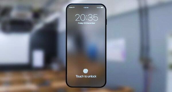 Fingerpint Dibalik Layar Iphone 8 Batal 2