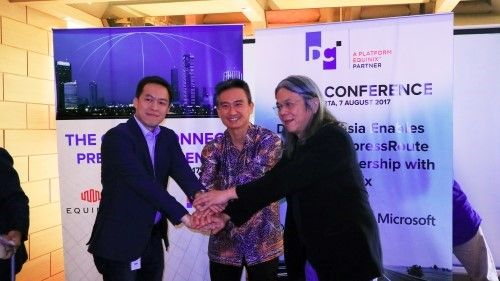 Microsoft Express Route Indonesia 1