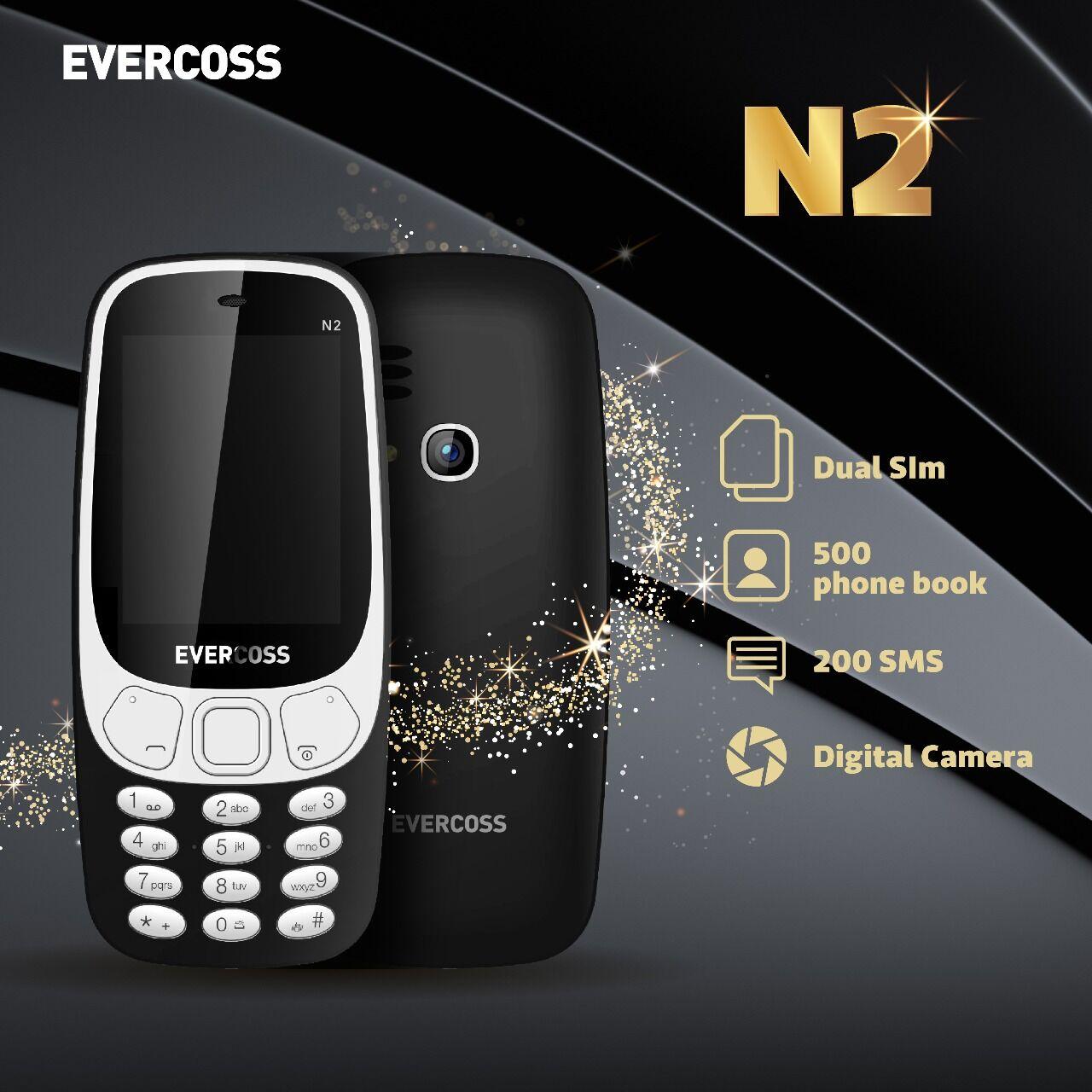 Evercoss New N2 1