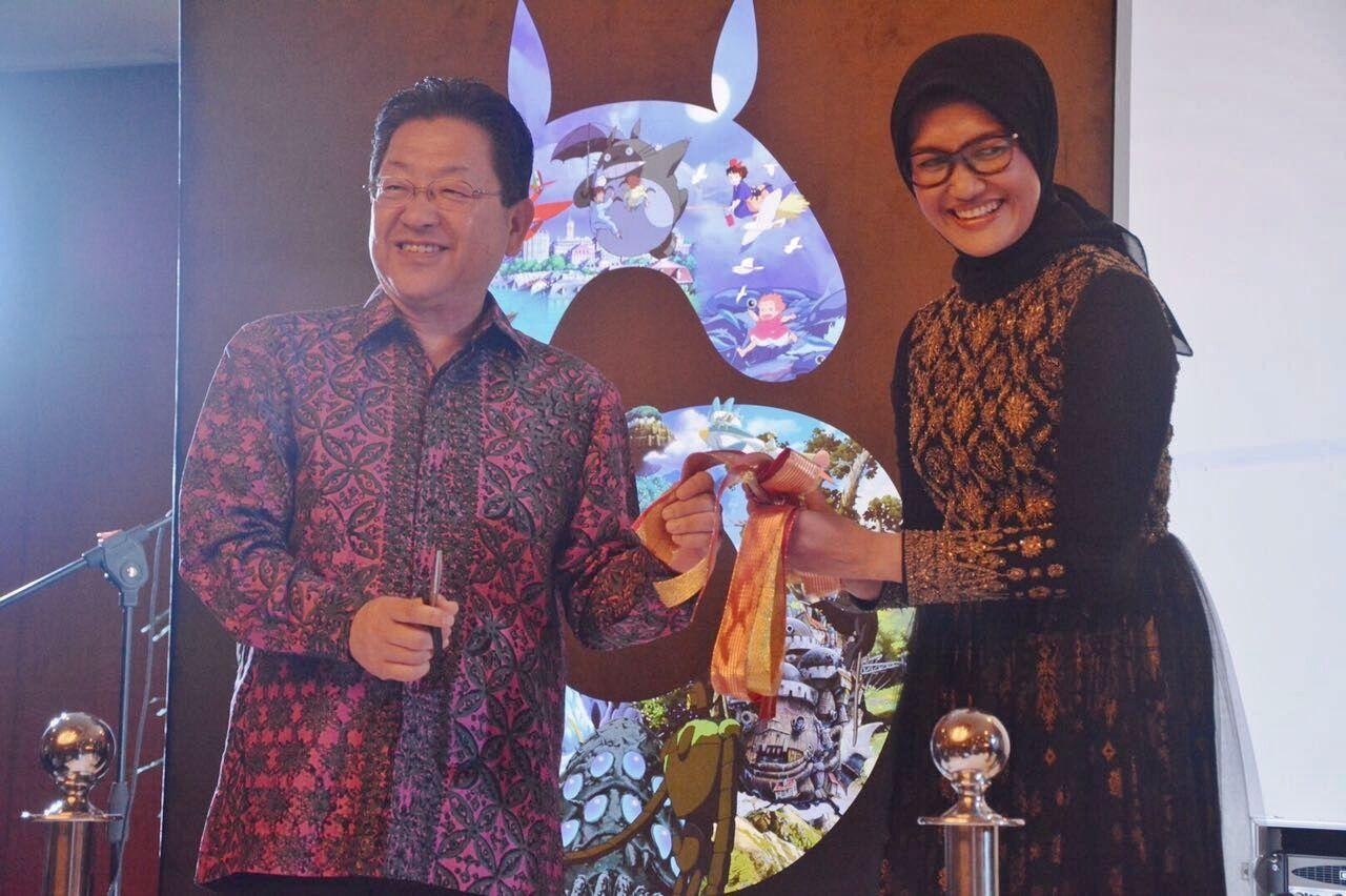 The World Of Ghibli Jakarta 3