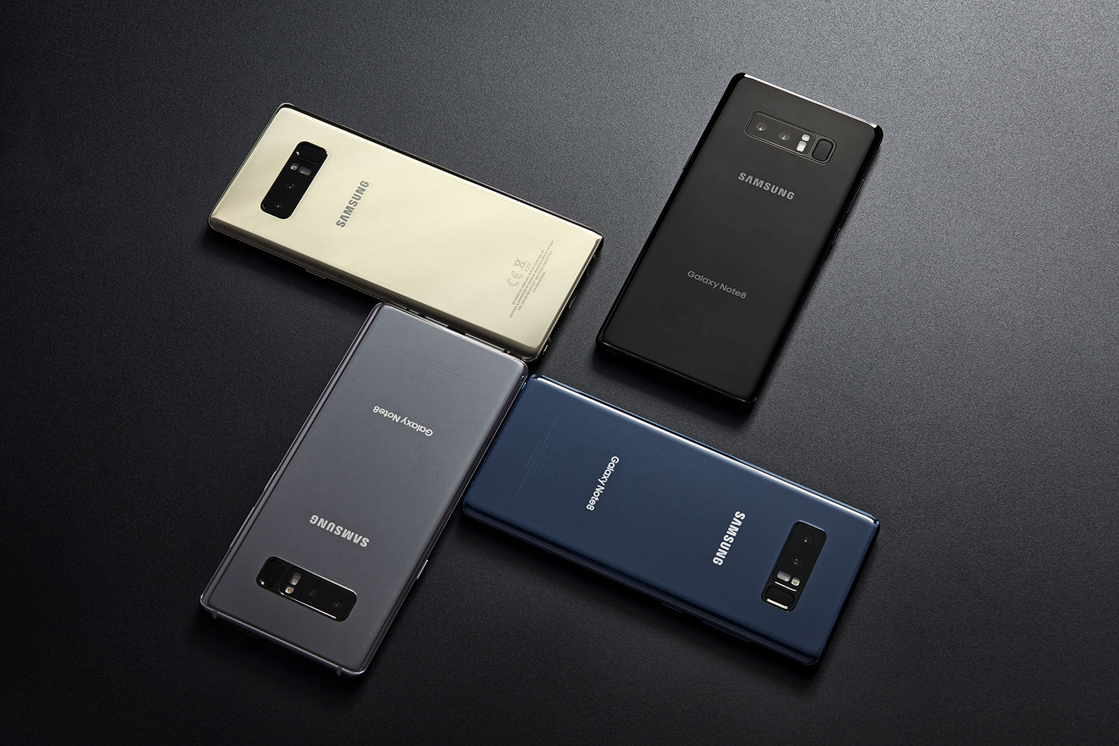 Harga Spesifikasi Samsung Galaxy Note 8 1