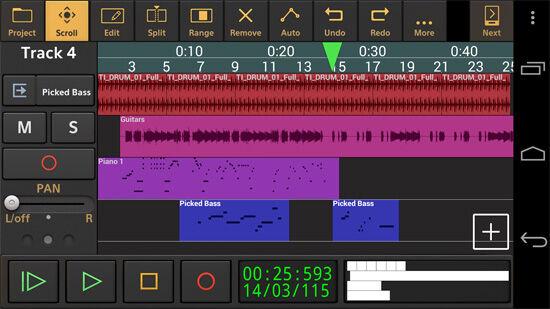 Aplikasi Editing Musik 05