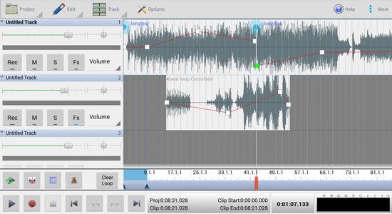 Aplikasi Editing Musik 09