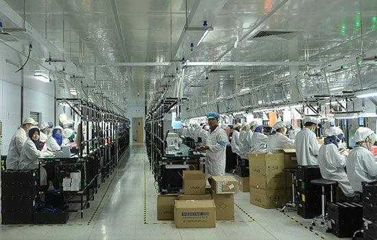 Pabrik Vivo Indonesia 2