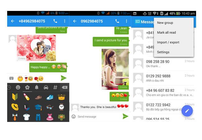 Pesan - SMS