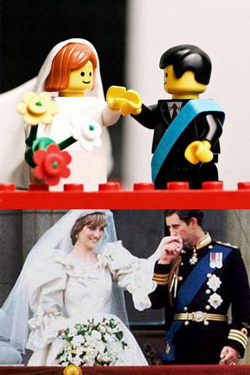 Foto Bersejarah Lego 10