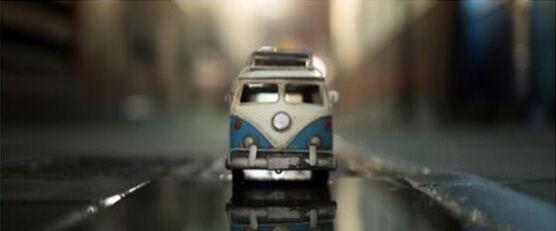 Foto Miniatur Motor Mobil 01