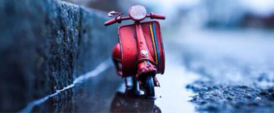 Foto Miniatur Motor Mobil 02