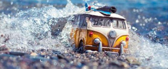 Foto Miniatur Motor Mobil 06