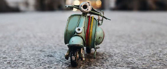 Foto Miniatur Motor Mobil 09
