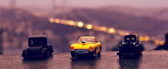 Foto Miniatur Motor Mobil 12