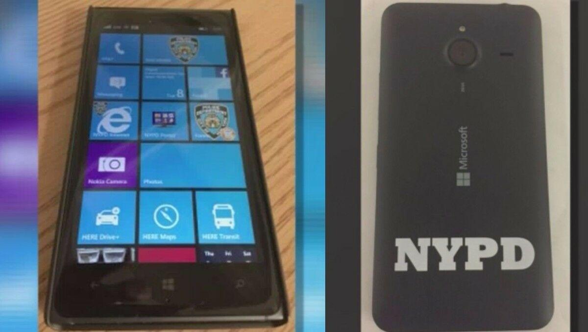 Polisi Amerika Ganti Nokia Dengan Iphone 1