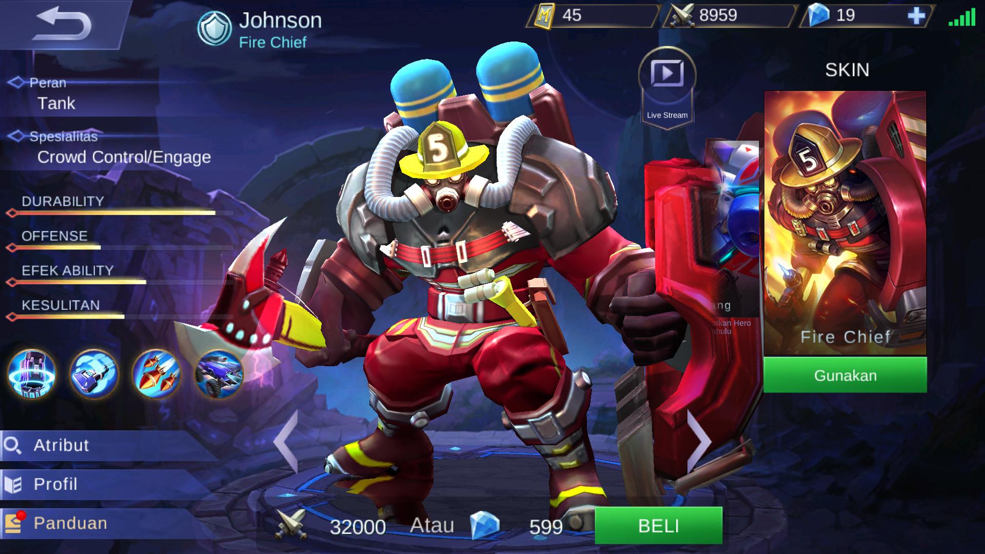 Hero Tanker Mobile Legends 8