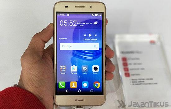 Huawei Y Series 2017 3