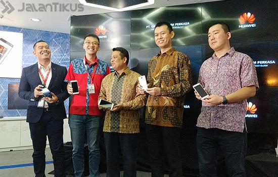 Huawei Y Series 2017 5