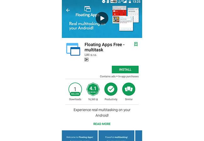 Cara Membelah Layar Android 1