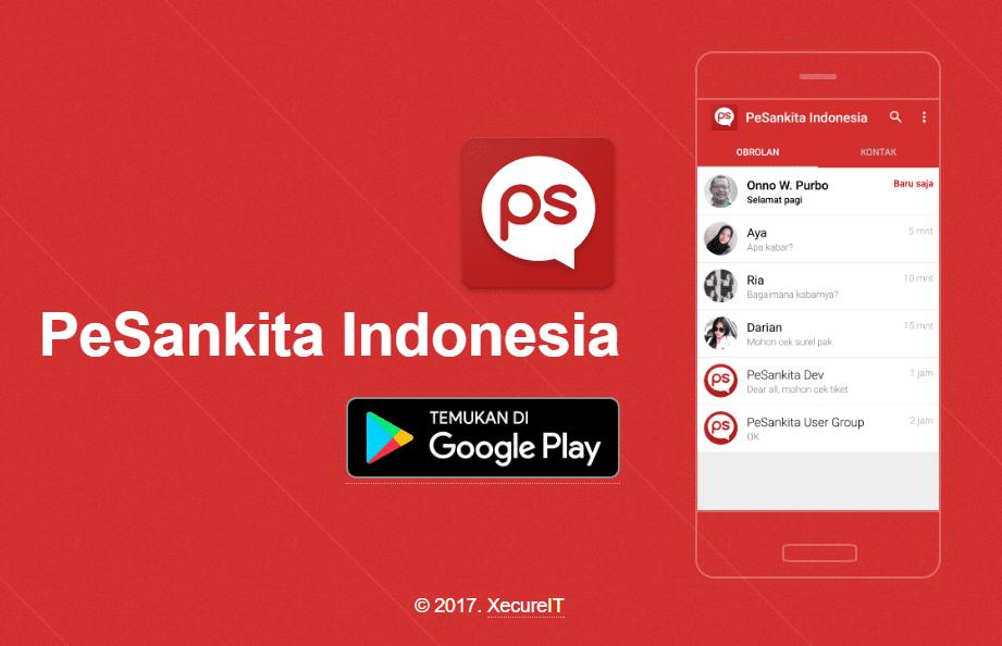 Aplikasi Chatting Pesankita