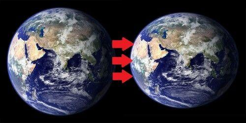 Bentuk Bumi Ternyata Elips 1