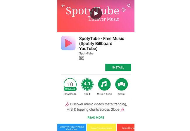 Cara Gabung Spotify Youtube 1