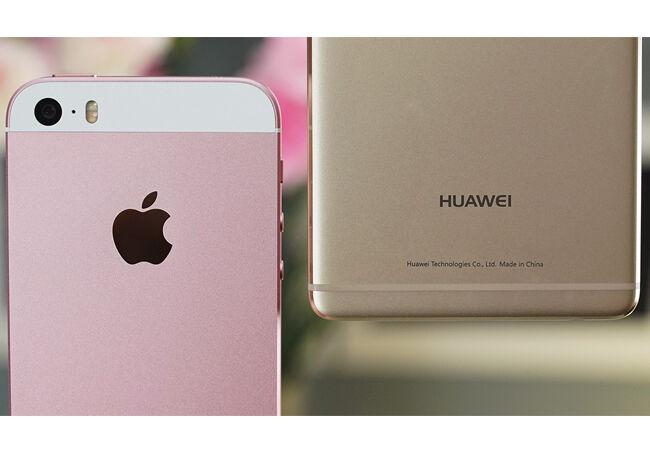 Huawei Salip Apple