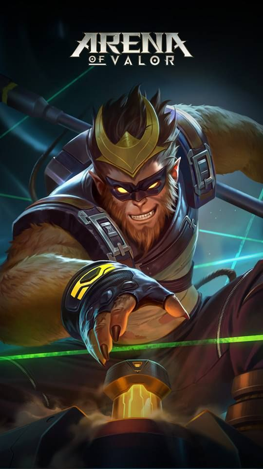 Super COOL! Inilah 100+ Wallpaper HD Arena of Valor (AOV ...