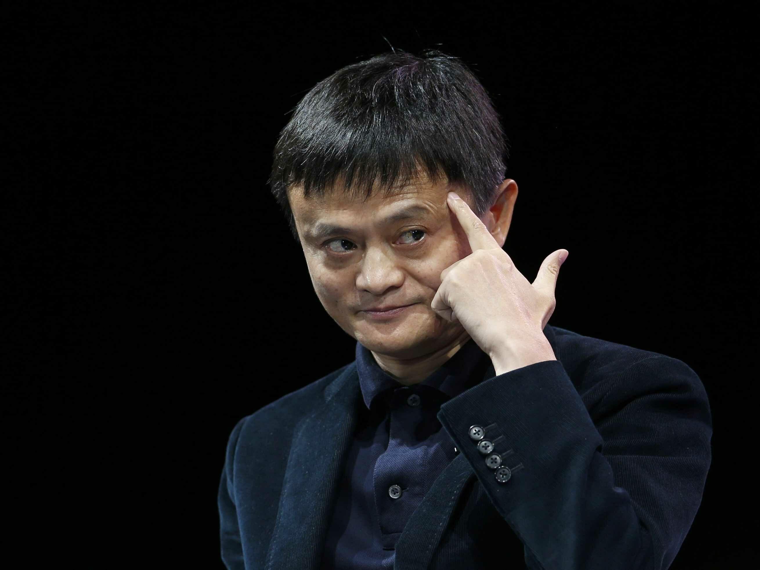 Fakta Tentang Jack Ma 3