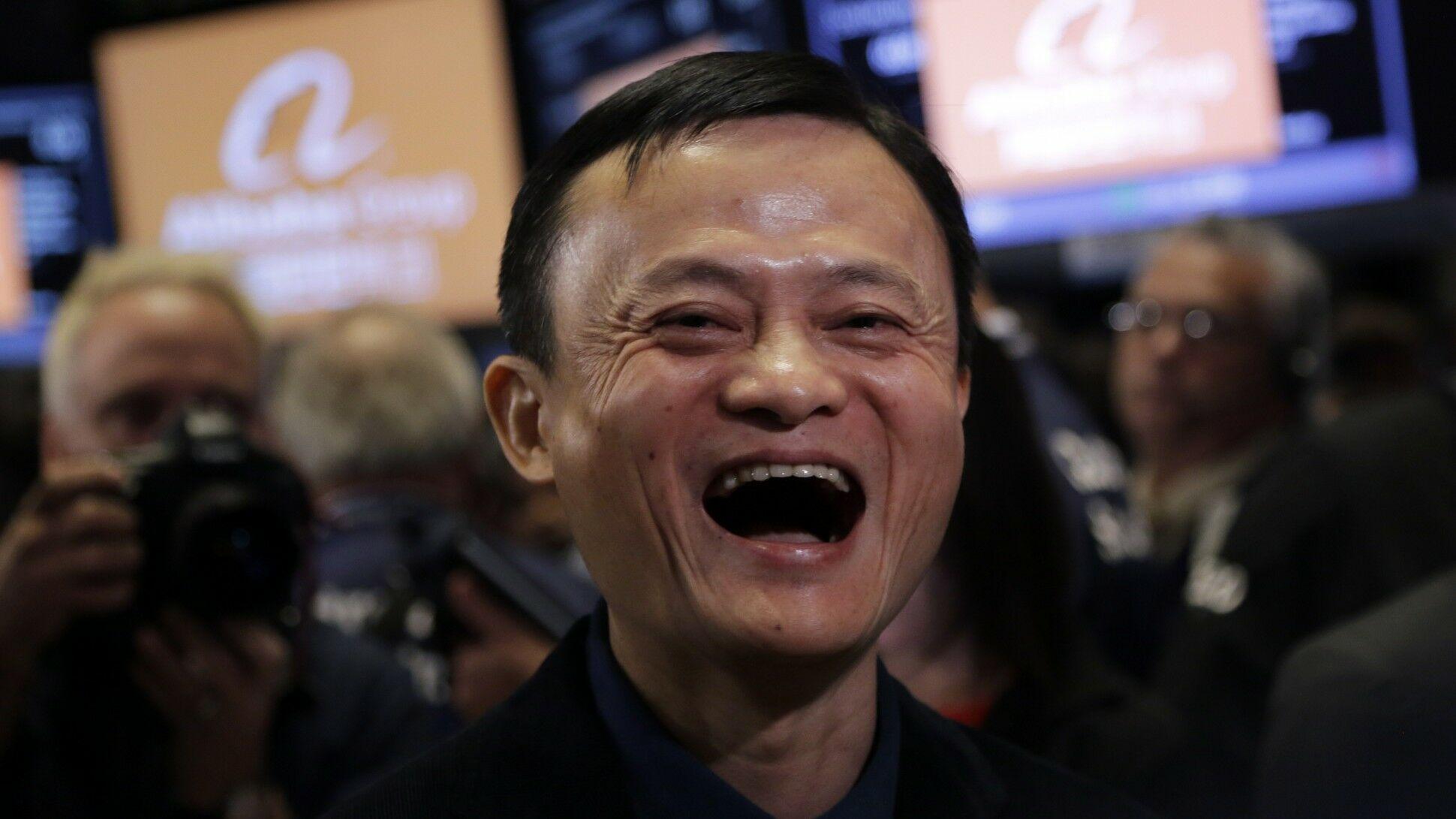 Fakta Tentang Jack Ma 5